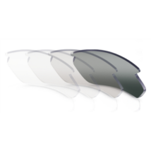 LENCSE RYDON IMPACTX2 PHOTOCHROMIC BLACK TACTICAL
