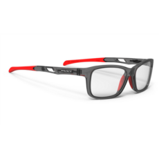 SZEMÜVEG INTUITION C CRYSTAL ASH-RED FLUO/DEMO LENSES