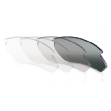 LENTILE MAGSTER IMPACTX2 PHOTOCHROMIC BLACK Z87.1+ DEDICATED