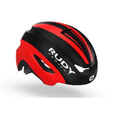 CASCA VOLANTIS BLACK/RED L 59-61