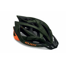 CASCA AIRSTORM MTB OLIVE GREEN/ORANGE CAMO S-M 54-58