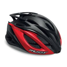 CASCA RACEMASTER BLACK/RED S-M 54-58