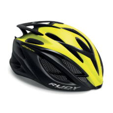 CASCA RACEMASTER YELLOW FLUO/BLACK XS 51-55