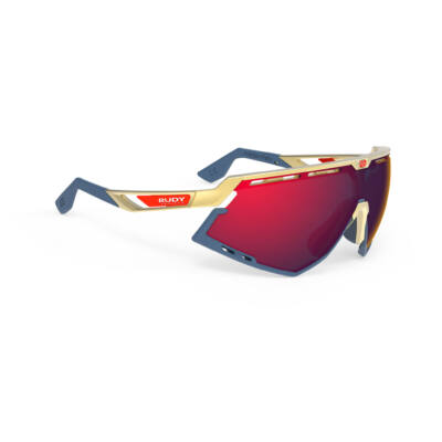 OCHELARI DEFENDER GOLD/BLUE BUMPERS MULTILASER RED