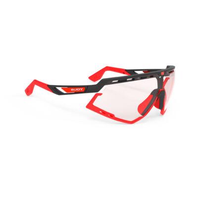 OCHELARI DEFENDER BLACK-RED BUMPERS/IMPACTX2 PHOTOCHROMIC RED
