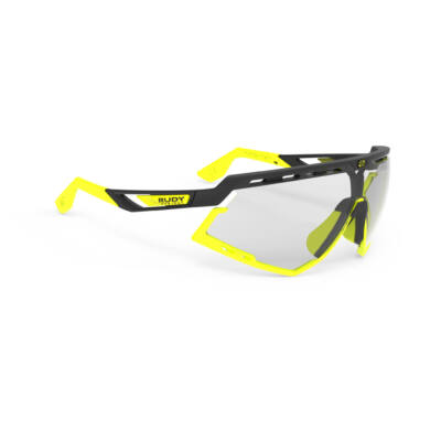 OCHELARI DEFENDER BLACK/YELLOW FLUO IMPACTX PHOTOCHROMIC 2LASERBLACK