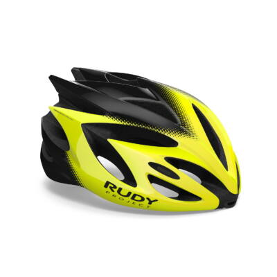 CASCA RUSH YELLOW FLUO/BLACK S 51-55