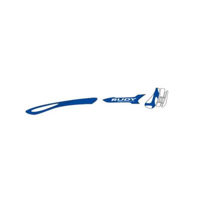 CUSTOM KIT TRALYX ROYAL BLUE/ROYAL BLUE/WHITE