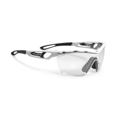 SZEMÜVEG TRALYX SLIM WHITE/IMPACTX2 PHOTOCHROMIC BLACK