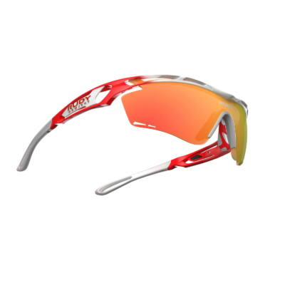 OCHELARI TRALYX FADE-EDITION WHITE-RED-WHITE/MULTILASER ORANGE