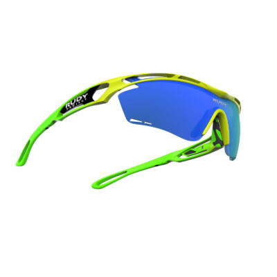 OCHELARI TRALYX FADE-EDITION YELLOW FLUO-GREEN FLUO/MULTILASER BLUE