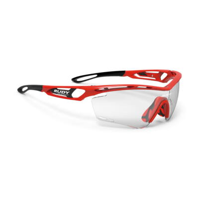 SZEMÜVEG TRALYX FIRE RED/IMPACTX2 PHOTOCHROMIC BLACK