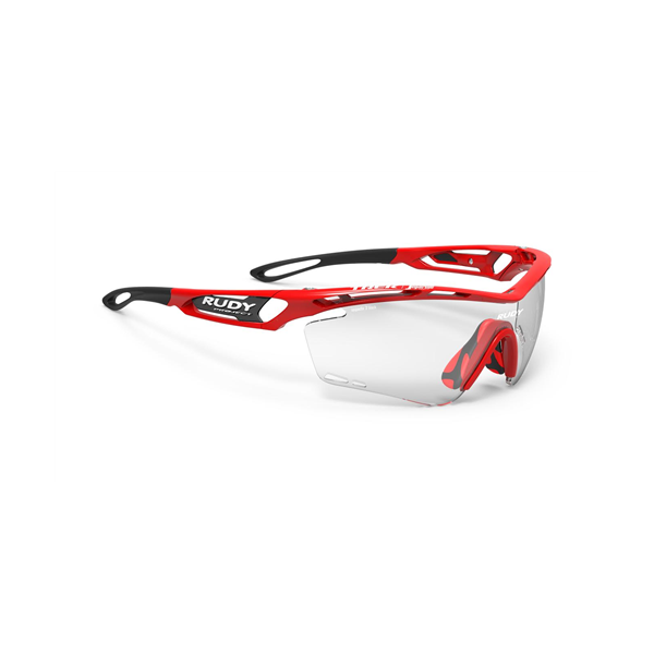 SZEMÜVEG TRALYX TREK SEGAFREDO EDITION RED/IMPACTX2 PHOTOCHROMIC BLACK