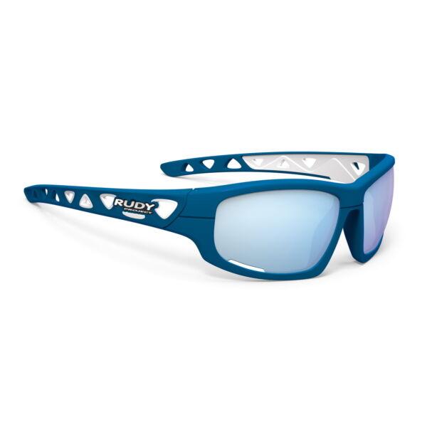 OCHELARI AIRGRIP BLUE METAL/MULTILASER ICE