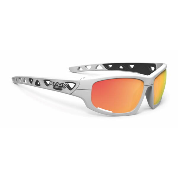 OCHELARI AIRGRIP WHITE/MULTILASER ORANGE