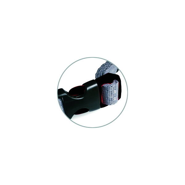 CSATT SISAK FASTEX SYSTEM BLACK/BLACK