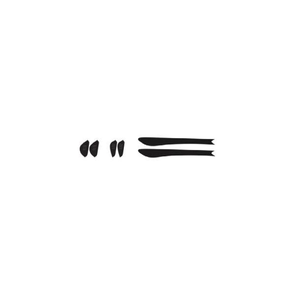 CUSTOM KIT INTUITION BLACK