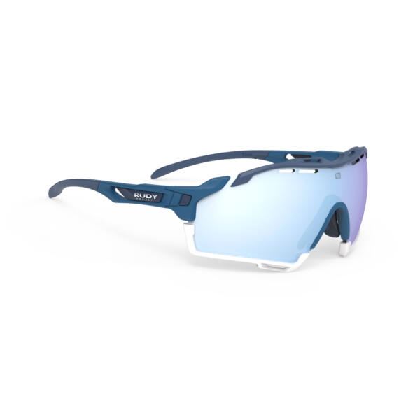OCHELARI CUTLINE PACIFIC BLUE-BLUE AVIO WHITE BUMPERS/MULTILASER ICE