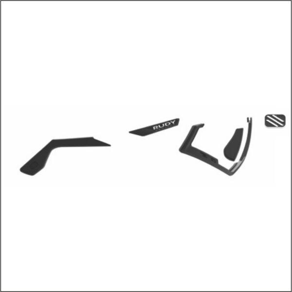 CUSTOM KIT DEFENDER BLACK/WHITE