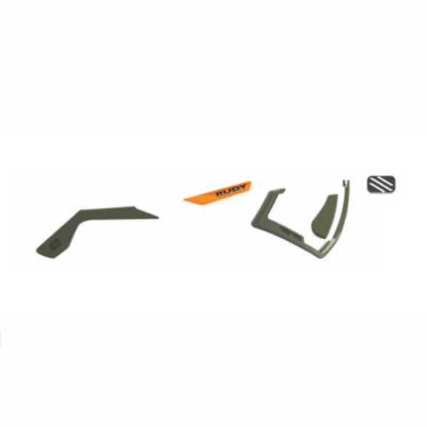 CUSTOM KIT DEFENDER OLIVE/BLACK/WHITE