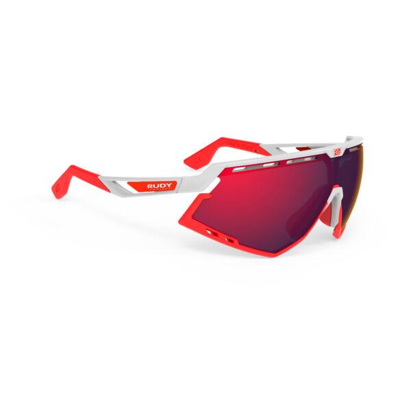 OCHELARI DEFENDER WHITE-RED BUMPERS/MULTILASER RED