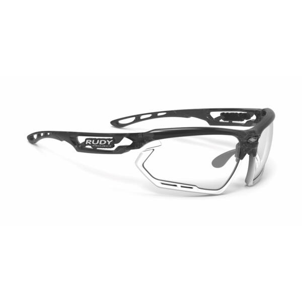 SZEMÜVEG FOTONYK CRYSTAL GRAPHITE-WHITE BUMPERS/IMPACTX2 PHOTOCHROMIC BLACK