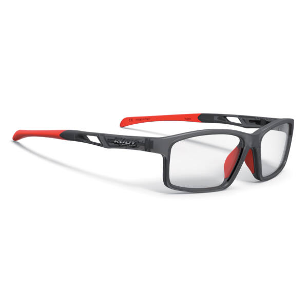 OCHELARI INTUITION A FROZEN ASH-RED FLUO/DEMO LENSES