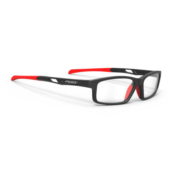 OCHELARI INTUITION A BLACK-RED FLUO