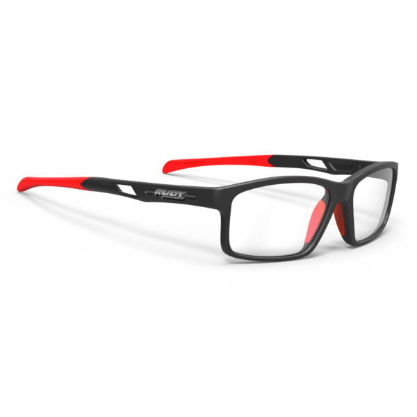 OCHELARI INTUITION B BLACK-RED FLUO