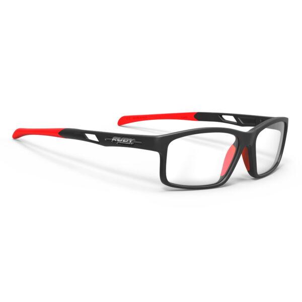OCHELARI INTUITION B BLACK-RED FLUO