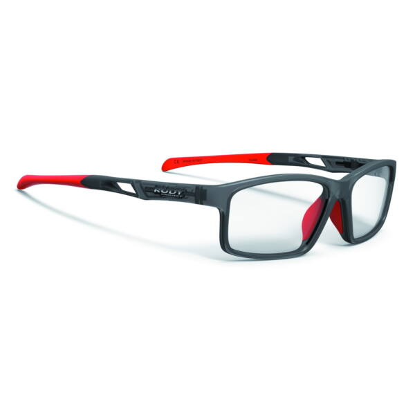 OCHELARI INTUITION B FROZEN ASH-RED FLUO/DEMO LENSES