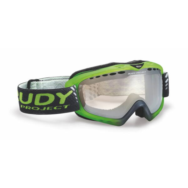 OCHELARI KLONYX SNOW FROZEN GREEN/IMPACTX PHOTOCHROMIC MULTILASER CLEAR DL SPHERIC