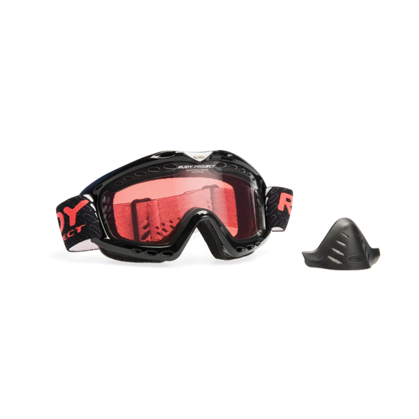 OCHELARI KLONYX SNOW BLACK/KAYVON RED DL