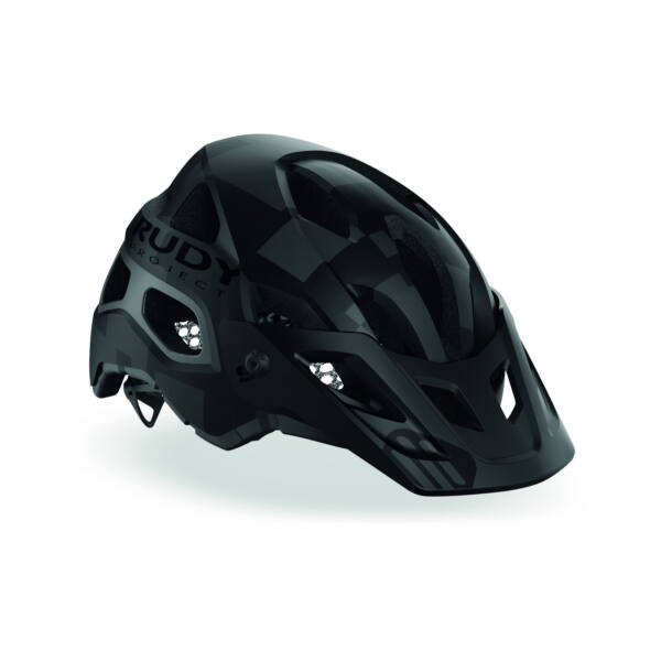 CASCA PROTERA PLUS BLACK STEALTH L 59-61