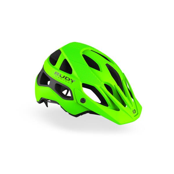 CASCA PROTERA LIME FLUO / BLACK S-M 54-58