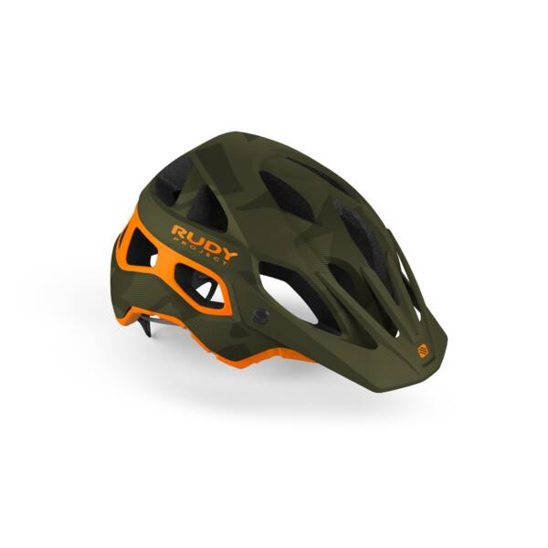 CASCA PROTERA GREEN CAMO/ORANGE L 59-61