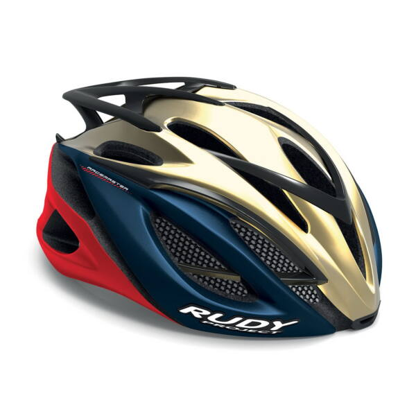 CASCA RACEMASTER GOLD/BLUE/RED L 59-61