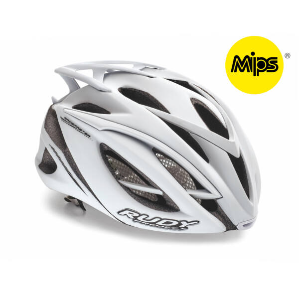 CASCA RACEMASTER MIPS WHITE STEALTH L 59-61