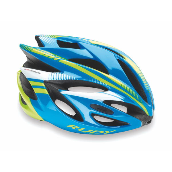 CASCA RUSH AZUR/LIME FLUO S 51-55