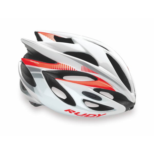 CASCA RUSH WHITE/RED FLUO L 59-62