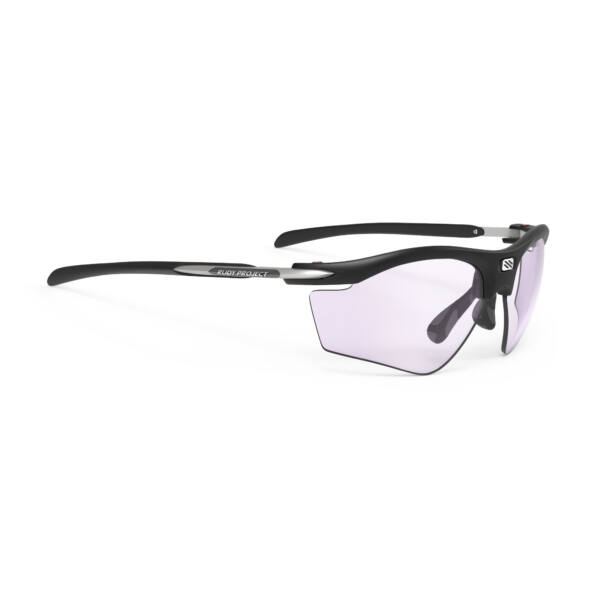 SZEMÜVEG RYDON SLIM GOLF BLACK/IMPACTX2 PHOTOCHROMIC LASER PURPLE