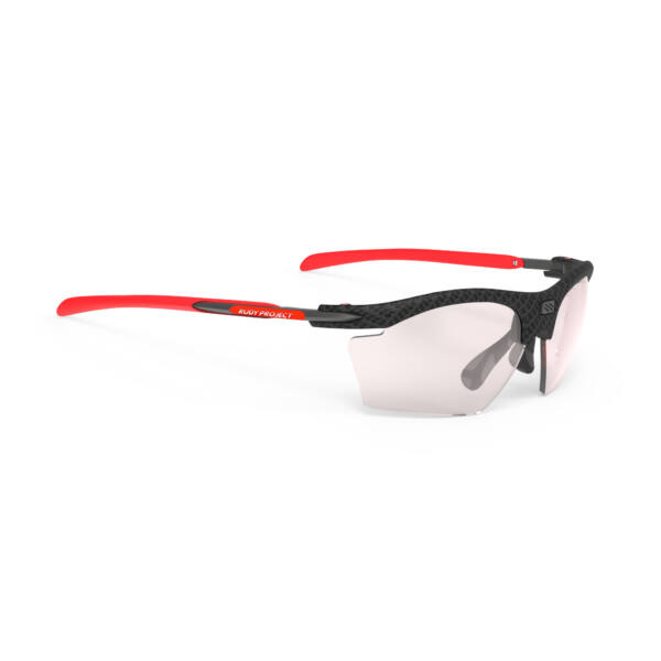 SZEMÜVEG RYDON SLIM CARBONIUM/IMPACTX2 PHOTOCHROMIC LASER RED