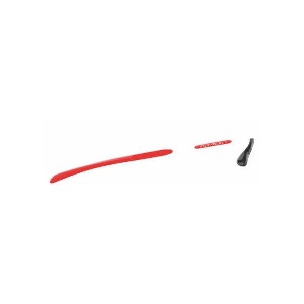 CUSTOM KIT RYDON //SLIM RED FLUO/CHROME-GREY/BLACK