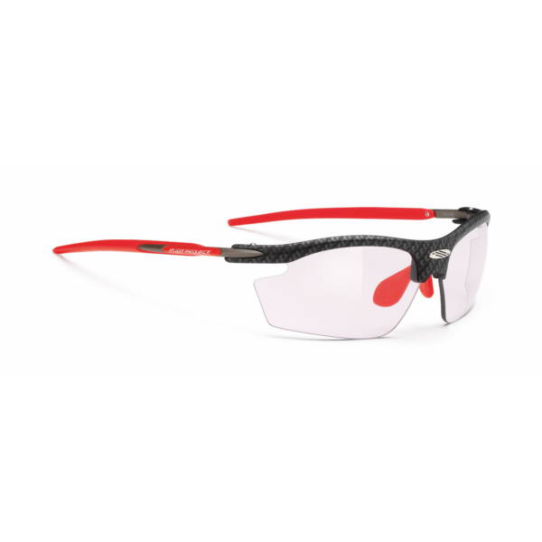 SZEMÜVEG RYDON CARBONIUM/IMPACTX2 PHOTOCHROMIC LASER RED
