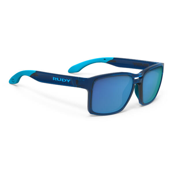 SZEMÜVEG SPINAIR 57 CRYSTAL BLUE/MULTILASER BLUE