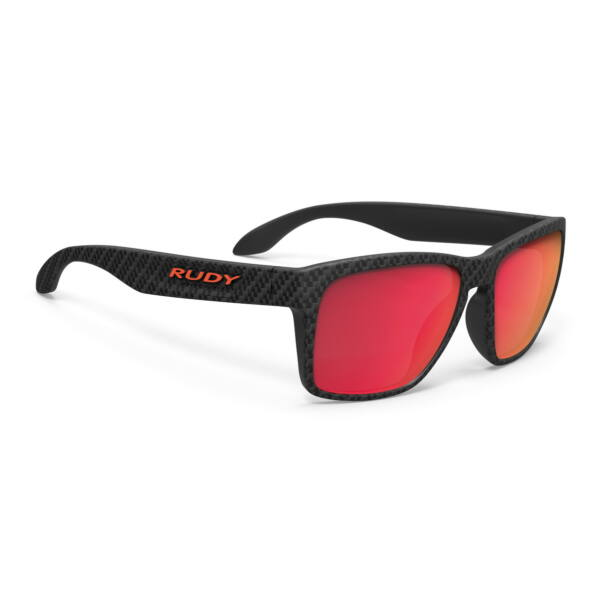 OCHELARI SPINHAWK CARBONIUM / MULTILASER RED