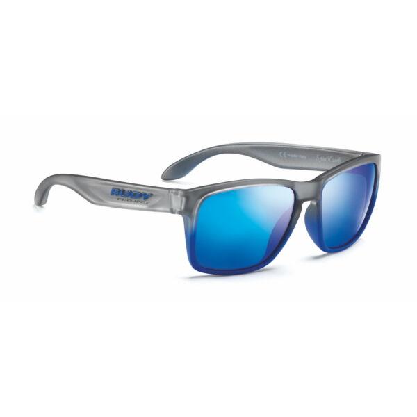 SZEMÜVEG SPINHAWK ICE GRAPHITE BLUE/MULTILASER BLUE