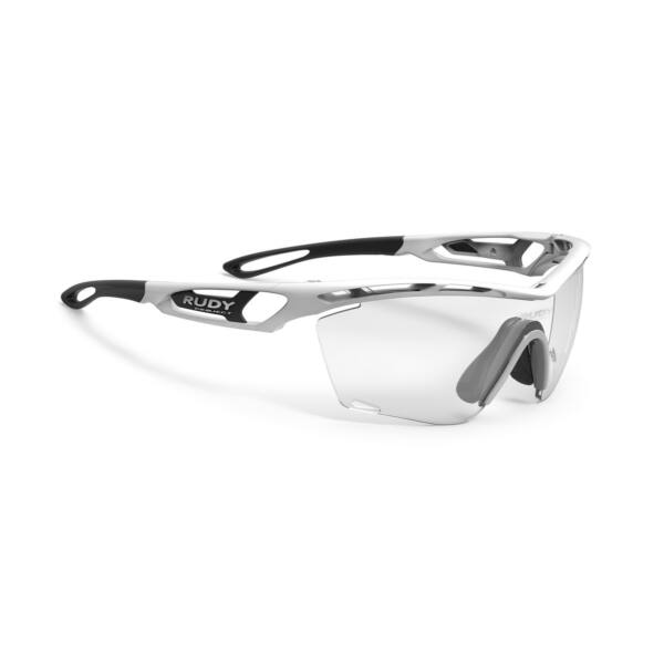 OCHELARI TRALYX SLIM WHITE/IMPACTX2 PHOTOCHROMIC BLACK