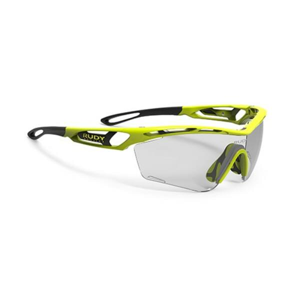 OCHELARI TRALYX SLIM YELLOW FLUO/IMPACTX2 PHOTOCHROMIC BLACK