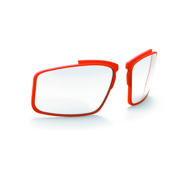 RX DIRECT CLIP VULCAN RED FLUO SHAPE-A 56/19
